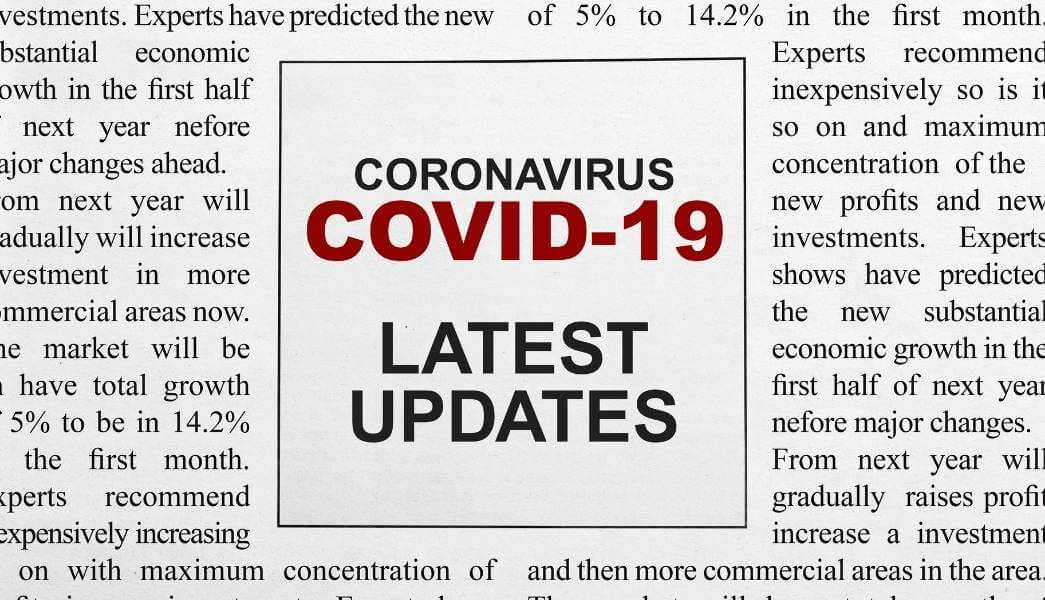 COVID-19 / Coronavirus Updates: Processing Measures and Travel Restrictions